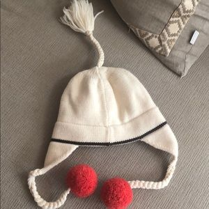kate spade Accessories - Kate Spade Holiday Hat - kids